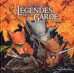 Légendes de la garde T1 : Automne 1152 (0), comics chez Gallimard de Petersen