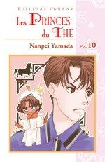 Les princes du Thé T10, manga chez Tonkam de Yamada