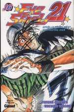 Eye Shield 21 T16 : Après le temps mort, un nouveau jour (0), manga chez Glénat de Inagaki, Murata