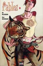 Fables – Softcover, T2 : La ferme des animaux (0), comics chez Semic de Willingham, Buckingham, Vozzo, Jean