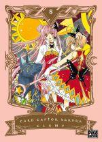 Card captor Sakura T8, manga chez Pika de Clamp