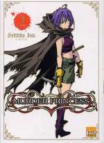 Murder Princess T2, manga chez Taïfu comics de Inui