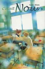 C'était Nous T9, manga chez Soleil de Obata