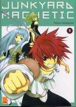 Junkyard magnetic T1, manga chez Kami de Murayama