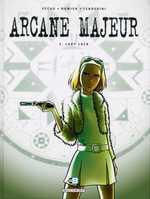 Arcane Majeur T5 : Lady luck (0), bd chez Delcourt de Pécau, Damien, Tenderini