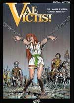 Vae victis T15 : Ambre à Alesia : Cursum Perficio (0), bd chez Soleil de Rocca, Mitton, Cheret