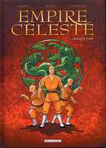 Empire céleste T1 : Dragon et tigre (0), bd chez Delcourt de Masbou, Duong, Leprévost