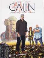 Gaijin T1 : Les étoiles au-dessus de Tokyo (0), bd chez Delcourt de Blengino, Erbetta, Gallo, Basset, Araldi