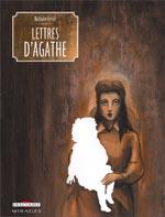 Lettres d'Agathe, bd chez Delcourt de Ferlut