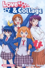 Love and Collage T1, manga chez Kurokawa de Inoue