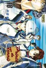 Prince du Tennis T18, manga chez Kana de Konomi