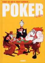 Tout ce qu'il faut savoir sur le poker, bd chez Carabas de Lepeytre, Pol, Krassinsky