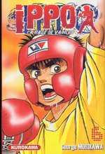 Ippo T6, manga chez Kurokawa de Morikawa