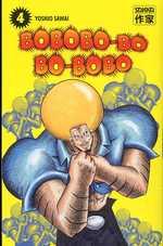 Bobobo-bo Bo-bobo T4, manga chez Casterman de Sawai