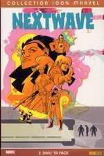 Nextwave T2 : Dans ta face (0), comics chez Panini Comics de Ellis, Immonen, McCaig