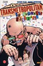 Transmetropolitan – Version Panini Comics, T2 : La nouvelle racaille (0), comics chez Panini Comics de Ellis, Robertson, Eyring, Ramos