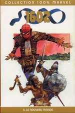 1602 T3 : Le nouveau monde (0), comics chez Panini Comics de Pak, Tocchini, Chuckry