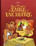 Les contes d'Emile et une huître, bd chez Fluide Glacial de Hugot