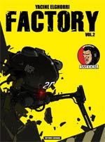 Factory T2, bd chez Carabas de Elghorri