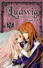 Ludwig revolution T3, manga chez Tonkam de Yuki