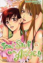 Tout sauf un ange T5, manga chez Taïfu comics de Shigematsu