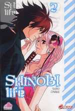 Shinobi life T2, manga chez Asuka de Conami