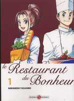 Le restaurant du bonheur T1, manga chez Bamboo de Nakanishi