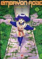 Embryon Road T1, manga chez Bamboo de Yamamura
