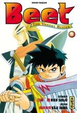 Beet The Vandel Buster T9, manga chez Kana de Sanjô, Inada