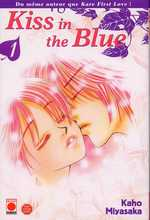 Kiss in the blue T1, manga chez Panini Comics de Miyasaka