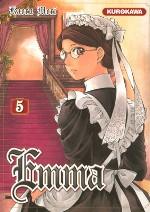 Emma T5, manga chez Kurokawa de Mori
