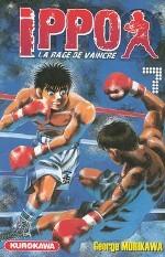 Ippo – Saison 1 - La rage de vaincre, T7, manga chez Kurokawa de Morikawa