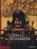 Le rêve de Jérusalem T2 : L'épreuve divine (0), bd chez Dupuis de Thirault, Marty, Merlet