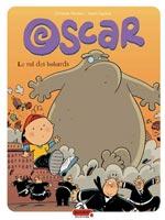 Oscar T4 : Le roi des bobards (0), bd chez Dupuis de Lapière, Durieux, Marmelade