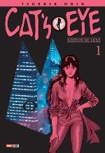 Cat's Eye - Edition Deluxe T1, manga chez Panini Comics de Hôjô