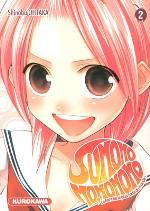 Sumomomo Momomo  T2, manga chez Kurokawa de Ohtaka