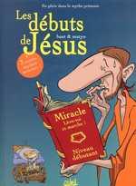 En plein dans le mythe T1 : Les débuts de Jésus (0), bd chez Soleil de Matyo, Bast
