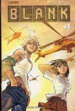 Blank T1, manga chez Soleil de Pop
