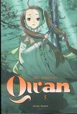 Qwan T5, manga chez Soleil de Shimizu
