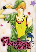 Playboy café T3, manga chez Soleil de Oda