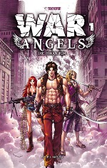 War Angels T1, manga chez Soleil de Kim