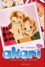 Akari T2, manga chez Soleil de Takada