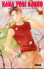 Hana Yori Dango T28, manga chez Glénat de Kamio