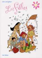Les filles, bd chez Carabas de Christopher, Smulkowski