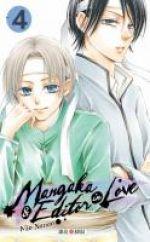 Mangaka & editor in love  T4, manga chez Soleil de Nanao
