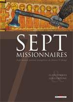 7 missionnaires, bd chez Delcourt de Ayroles, Critone, Pieri