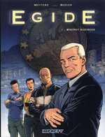 Egide T1 : Energy business (0), bd chez Delcourt de Weytens, Rodier, Piero