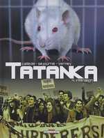 Tatanka T4 : Infiltration (0), bd chez Delcourt de Callede, Sejourne, Verney