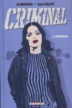 Criminal T2 : Impitoyable (0), comics chez Delcourt de Brubaker, Phillips, Staples