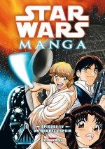 Star Wars - Manga T8 : Episode IV (0), manga chez Delcourt de Lucas, Tamaki, Warren